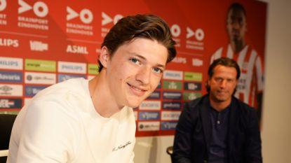 """Belgisch jeugdinternational Fedde Leysen tekent eerste profcontract bij PSV: """"Nu begint het pas écht"""""""