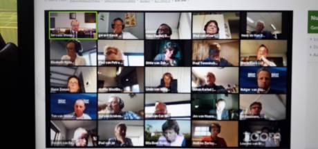 West Betuwe gaat weer digitaal vergaderen, maar besluiten nemen gebeurt 'fysiek'
