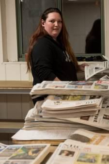 Door bezorgproblemen de krant niet altijd op tijd in de brievenbus: 'Meestal is er begrip, maar soms word je compleet uitgescholden'