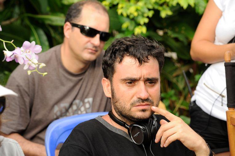 Regisseur Juan Antonia Bayona