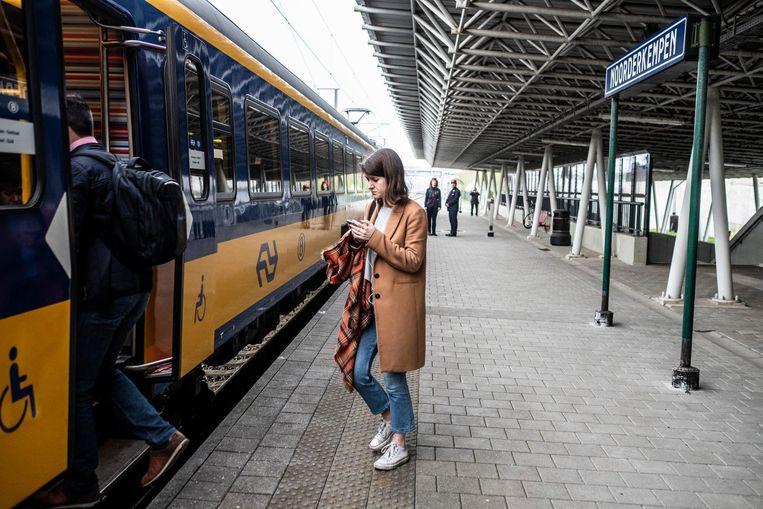 Het station Noorderkempen mag sinds april weer de Beneluxtrein, die rijdt tussen Antwerpen en Amsterdam, verwelkomen.