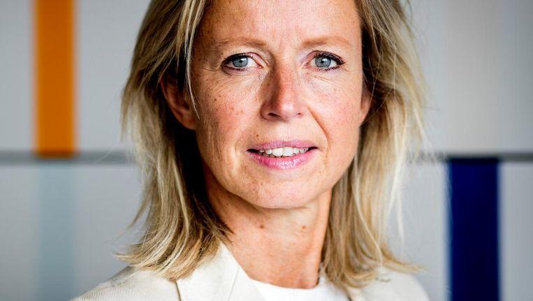 Locoburgemeester van Amsterdam Kajsa Ollongren Beeld ANP