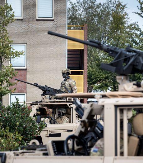 Superveilige schiethuizen voor commando's na verlies collega