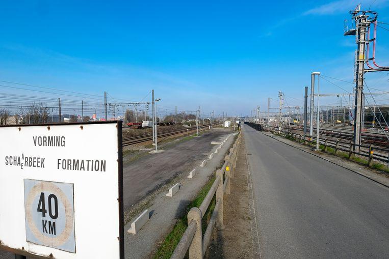 Terreinen van Schaarbeek-Vorming.