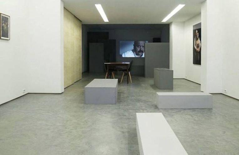 Sander Breure en Witte van Hulzen: Ebedi Dönü, tentoonstellingsoverzicht tegenboschvanvreden, Amsterdam, 2010. Beeld -