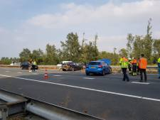 File na ongeval op A50 bij Wijchen is voorbij