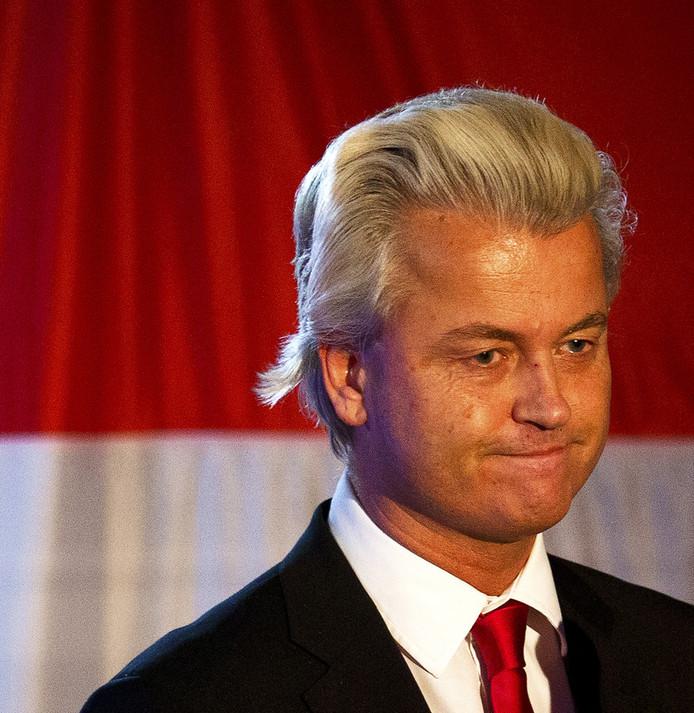 Wilders in september 2012