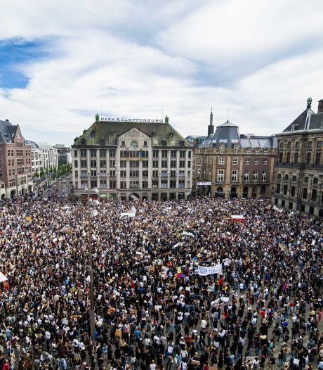 Demonstratie in Rotterdam tegen racisme en politiegeweld mogelijk naar andere plek