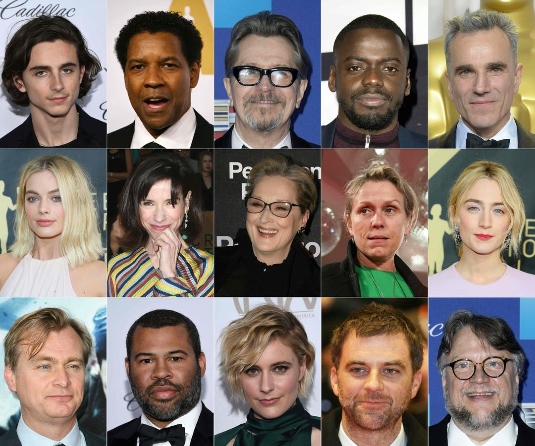 Deze Genomineerden Gaan Oscars In De Wacht Slepen Foto Adnl