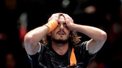 Aan de dood ontsnapt en fotograaf na z'n uren: wie is Tsitsipas (21), de jongste ATP Finals-winnaar in 18 jaar?