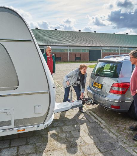 Verhuur stalling in regio: 'Als iedereen stallen vol caravans stopt, wordt de spoeling dun'