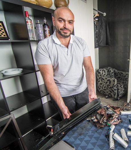 'Fietsaccu die huis van Bashar verwoestte was niet in originele staat'