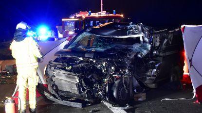 Man (26) overleeft zware klap tegen achterzijde van vrachtwagen niet