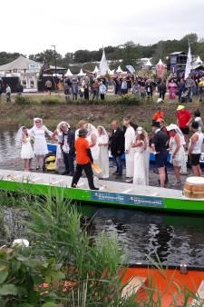 Kijk, zo leuk was het Drakenbootfestival in Apeldoorn!