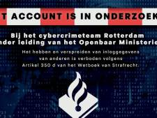 Amersfoorter (20) opgepakt voor diefstal inloggegevens webwinkels