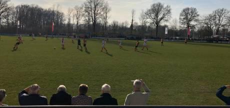 Dalfsen wint fletse derby in Lemelerveld