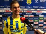 Finn Stokkers: 'Denk dat we heel veel punten gaan pakken de komende periode'