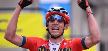 Dylan Teuns remporte la deuxième étape du Criterium du Dauphiné