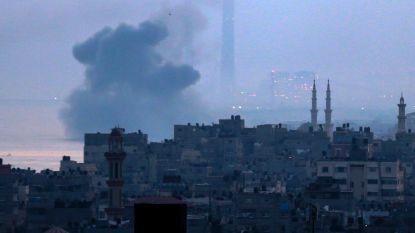 Israëlische straaljagers vallen doelwitten in Gazastrook aan