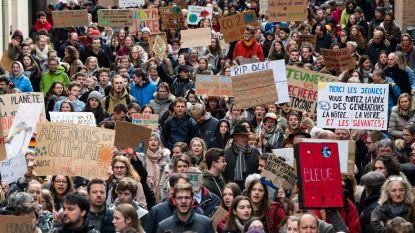 Klimaatspijbelaars gaan verder tijdens vakantie: 3.900 betogers in Louvain-la-Neuve
