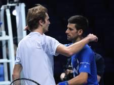 Djokovic heeft te doen met Zverev na beschuldigingen ex