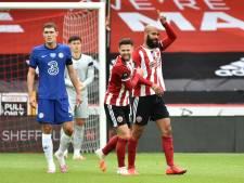 LIVE | Sheffield United op voorsprong tegen Chelsea door goals McGoldrick en McBurnie