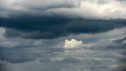 Bewolkt maar droog weekend