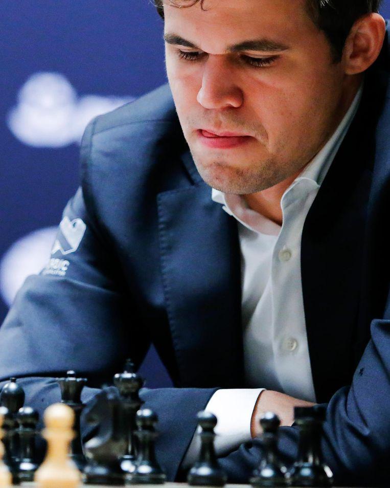 Magnus Carlsen Beeld anp