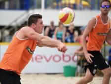 Dirk Boehlé uit Hulst wint meteen eerste toernooi in eredivisie beachvolleybal
