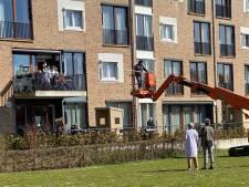 Muzikale verrassing voor bewoners zorgcentrum in Druten