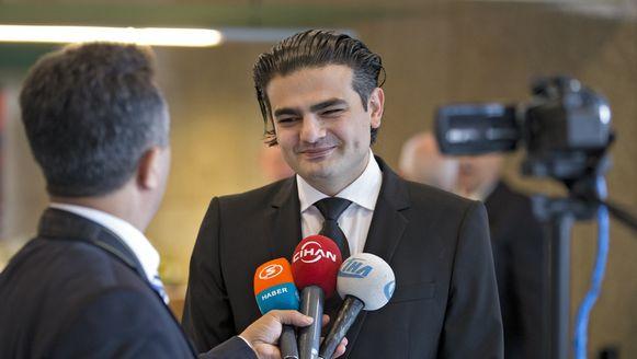Tweede Kamerlid Tunahan Kuzu (PvdA)