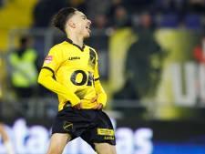 Boussaid scoorde bijna met het hoofd: 'De volgende keer kop ik raak'