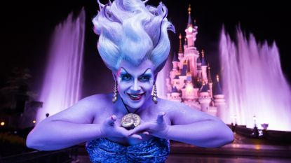 Zeeheks Ursula uit 'De Kleine Zeemeermin' krijgt eigen show in Disneyland Paris