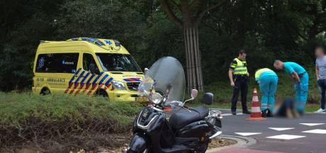 Politie op zoek naar jongeren na valpartij van fietsster in Doetinchem