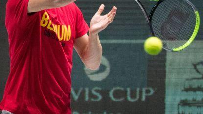 Davis Cup: Darcis opent duel met Colombia tegen Giraldo, Goffin kijkt Galan in de ogen