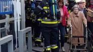 Bewoners flatgebouw even geëvacueerd na brandje in kelder