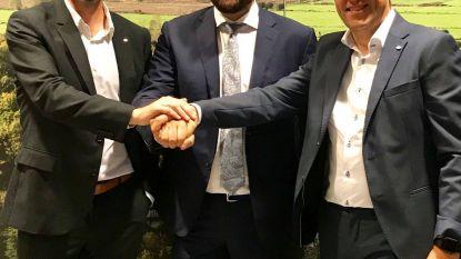 Filip Vyverman van Nieulandt Recycling is nieuwe voorzitter Unizo Oost-Vlaanderen