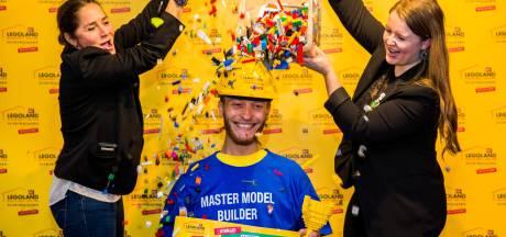 Deze Rotterdammer wint droombaan als allereerste LEGO Master Model Builder van Nederland