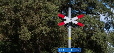 Overwegongevallen lopen terug, behalve in Stint-jaar 2018