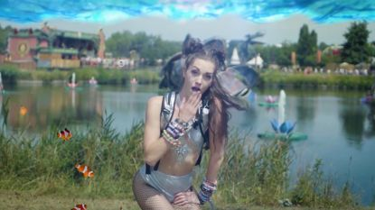Diep in de zee: Tomorrowland is in de ban van water