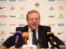 Belgische voetbalbond krijgt andere voorzitter