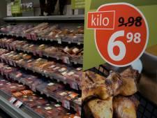 'Kiloknaller weer in opmars, supermarkten stunten met vleesprijzen'