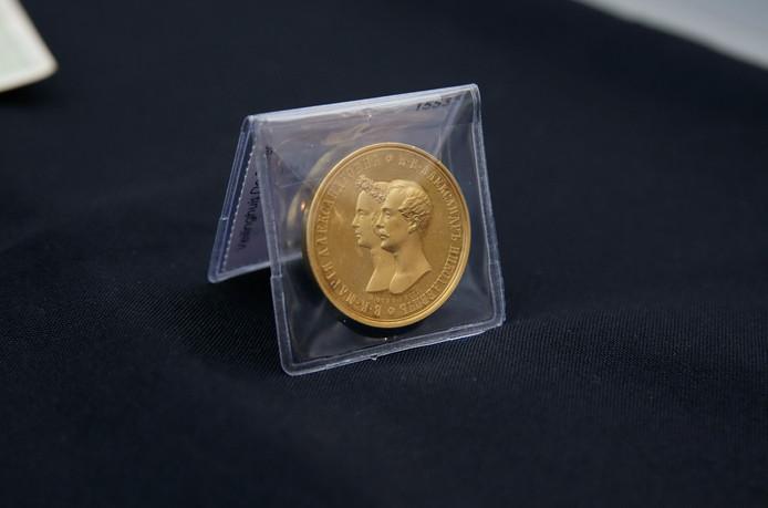 Een Russische verzamelaar bood 37.000 euro voor deze zeer bijzondere munt uit 1841.