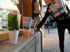 Festival 'Zuiderburen' zet het Antwerpse Zuid letterlijk in de bloemetjes