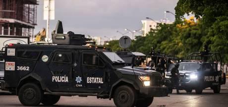 In Mexico gearresteerde zoon El Chapo weer vrij na golf van geweld