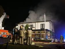 Eigenaren Bosrestaurant in Joppe in tranen na brand