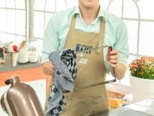 Student Cas van Pabo De Kempel in Helmond wil na 'Heel Holland Bakt' klas en keuken combineren