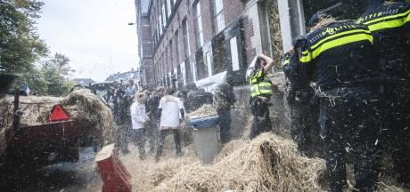 Naast verdachte Wiersum verdedigt Tjalling van der Goot ook boerenactivist Arjen Schuiling