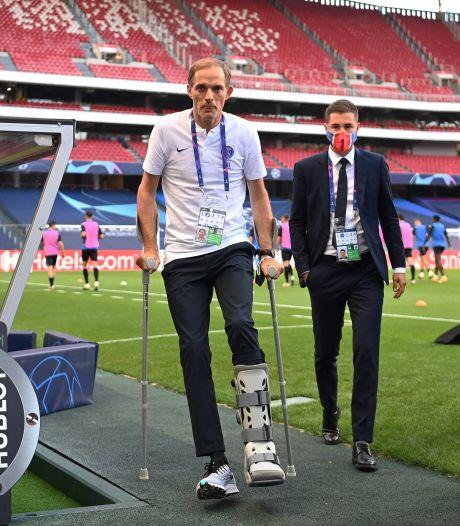 UEFA beboet PSG voor te laat op het veld verschijnen