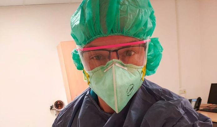 Verpleegkundige Laszlo van Houten, Radboudumc